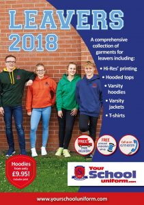 Leavers 2018 Brochure