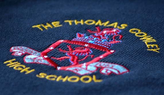 Embroidery U0026 Print Service For Schools - Your School Uniform.com