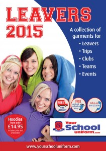 2015 Leaver Brochure Cover