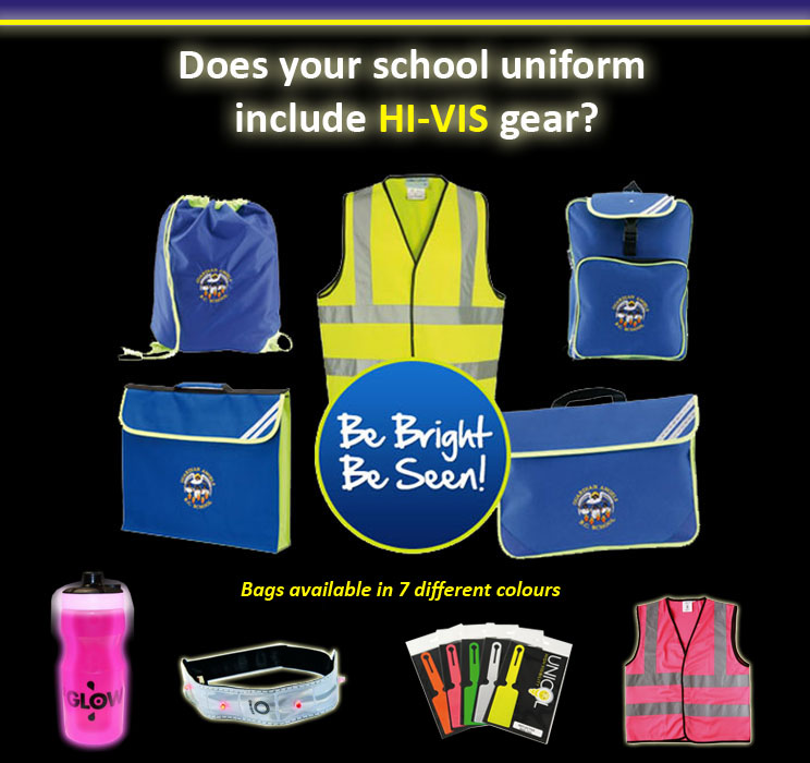 Does your school uniform HIVIS