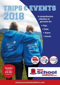 Trips and Events 2018 Brochure