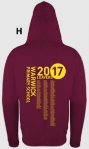 Leavers Design H